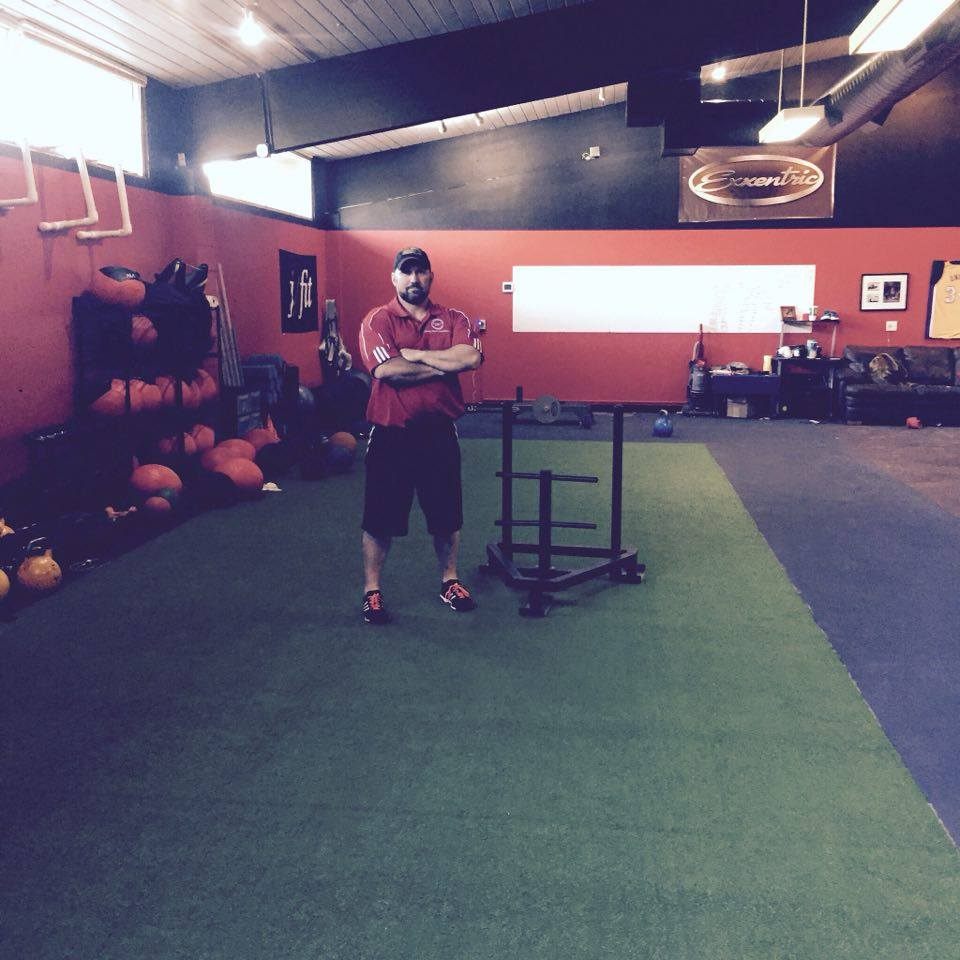 Cory Gilday Sport Fitness Vancouver Washington