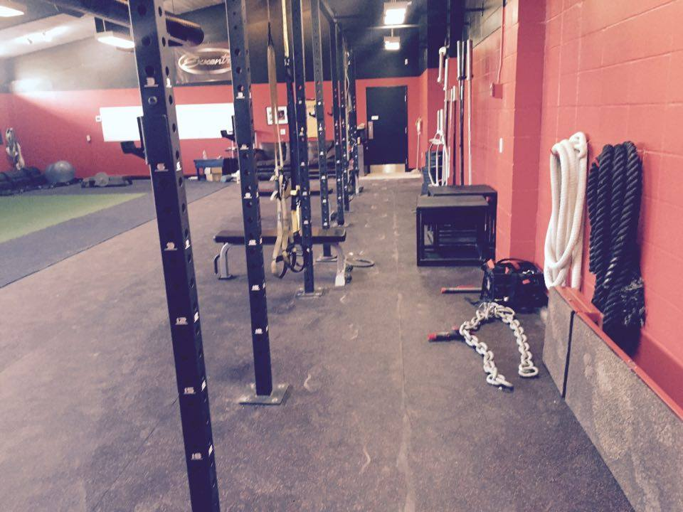 Gilday Sport Weight Gym Vancouver Washington