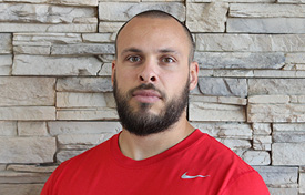 Lead Sports Conditioning Coach Andrew Pompeii