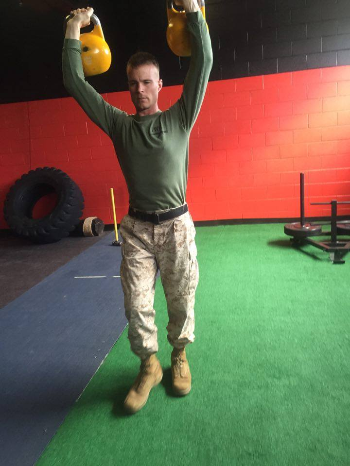 Tactical and military fitness training