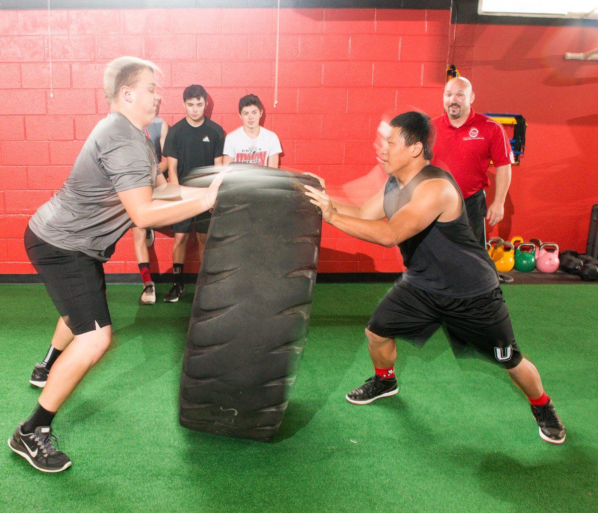 Sports Performance Conditioning Training in Vancouver Washington