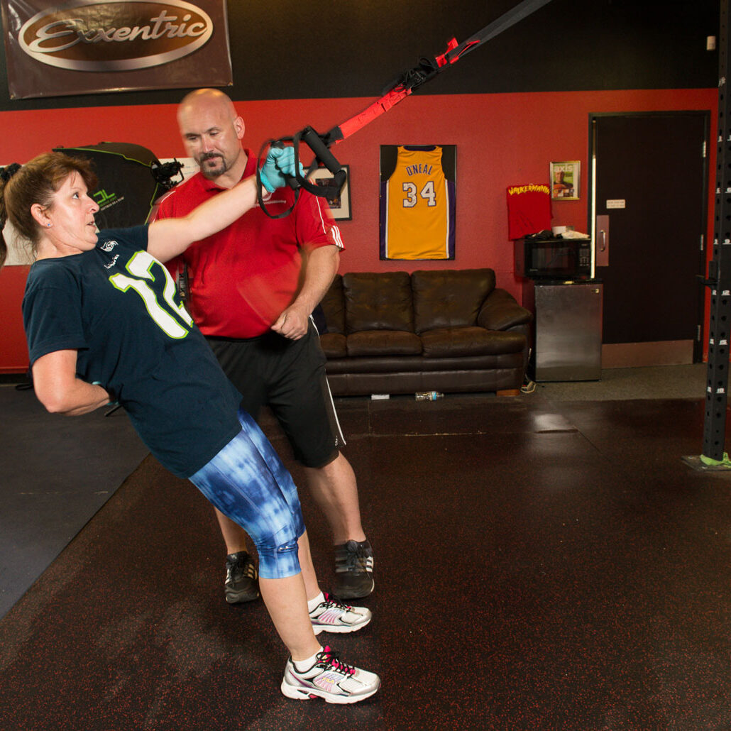 Personal training for all ages and abilities in Vancouver Washington