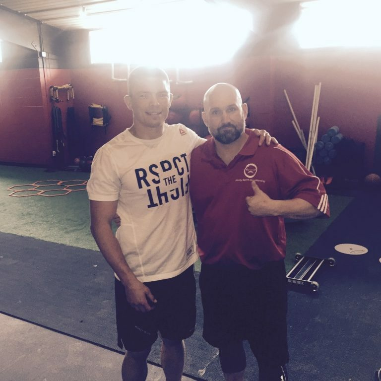 Rick-horror-Story-UFC-fighter-with-trainer-Cory-Gilday